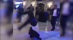 """Weselny """"breakdance"""". Jak z wesela trafić do szpitala"""