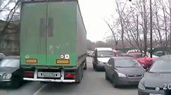 Nieoczekiwany pasażer na gapę. Kierowcy dosłownie osłupieli