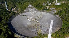 Radioteleskop Arecibo. Naukowcy przekazali dramatyczne informacje