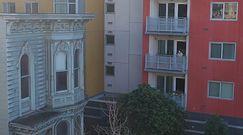 Przenosiny ogromnego domu. Wywołali poruszenie w San Francisco
