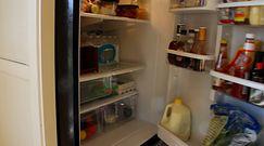 Jak pozbyć się brzydkiego zapachu z lodówki?