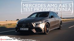Mercedes AMG A45s 4matic+ 2.0 421 KM (AT) - test przyspieszenia