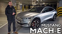 Ford Mustang Mach-E – to nie fair!