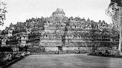 Zagadkowa Borobudur. Jedna z największych na świecie