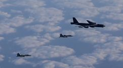 Bombowce B-52 nad Zatoką Perską. Tak USA ostrzega Iran