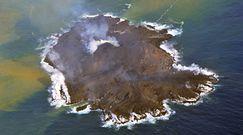 Nishi-no-shima. Wyspa, która się powiększa. Japończycy o groźnym zjawisku