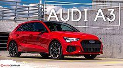 Audi A3 - Sport to ma być jej drugie imię