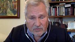 Aleksander Kwaśniewski ujawnił stan zdrowia po COVID-19. Nie powiało optymizmem