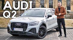 Audi Q2 - w myśl starego porzekadła