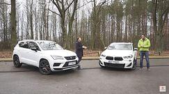 BMW X2 M35i vs Cupra Ateca – klątwa prześwitu