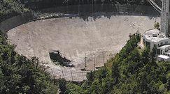 Radioteleskop z obserwatorium Arecibo służył nauce 57 lat