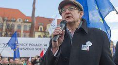 Józef Pinior, legenda Solidarności, idzie do więzienia. Gorący komentarz z PiS