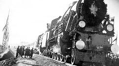Podróż pociągiem w przedwojennej Polsce