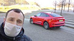 Audi e-tron Sportback - cała prawda o podróżowaniu autem elektrycznym po Polsce