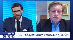 Prof. Balcerowicz: politykę Glapińskiego oceniam źle, nie wiem, czy działa z własnego przekonania