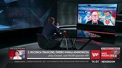 Śmierć Pawła Adamowicza. Jurek Owsiak wspomina wydarzenia sprzed 2 lat