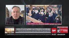 Bartłomiej Sienkiewicz: Jarosław Kaczyński wykorzystuje sojusz z Kościołem do szerzenia nienawiści