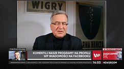 """Bronisław Komorowski miał COVID-19. Mówi o """"mgle mózgowej"""""""