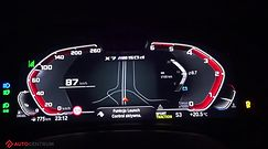 BMW X7 M50d 3.0 Diesel 400 KM (AT) - acceleration 0-100 km/h