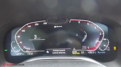 BMW 745Le 3.0 Hybrid 394 KM (AT) - acceleration 0-100 km/h