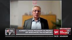 Koronawirus. Jacek Jaśkowiak o poznańskim szpitalu polowym