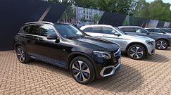 Mercedes GLC - trzy gole w drugiej połowie!