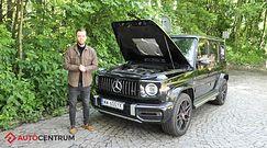 Mercedes G63 AMG - komu to potrzebne...?