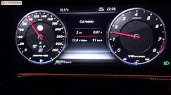 Mercedes-Benz G63 AMG 4.0 V8 585 KM (AT) - pomiar zużycia paliwa