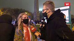"""Strajk kobiet. Protest w Warszawie. Patrycja Markowska: """"Boli nas brak poszanowania kobiet"""""""