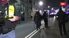 Strajk kobiet. Protesty w Warszawie. Policja wynosiła uczestników siłą