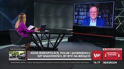 """Wybory w USA. Prof. Dudek: """"Rząd PiS postawił całą politykę zagraniczną na jedną kartę"""""""