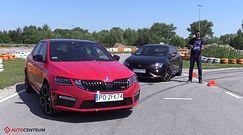 Witam czy Dzień dobry? Cupra R czy Octavia RS?