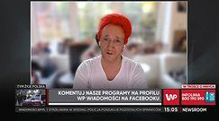 """Michał Wiśniewski został zapytany o Przemysława Czarnka. """"To byłyby bardzo niecenzuralne słowa"""""""