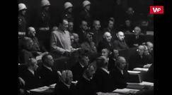 Ostatnia gra Hermanna Göringa. Autentyczne nagrania z procesu w Norymberdze