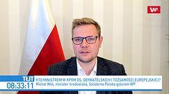 Rekonstrukcja rządu. Michał Woś zdradził, czemu nie przyjął nowego stanowiska