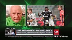 """Liga Europy. Tomaszewski bezlitosny dla Michniewicza i Legii Warszawa. """"Postanowiłem wykreślić ich z mojej pamięci"""""""
