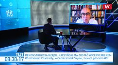 """Przemysław Czarnek ministrem edukacji i nauki. Włodzimierz Czarzasty: """"To jest homofobiczny świr"""""""