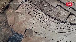 Starożytne, drewniane kręgi w Portugalii. Używano ich jako miejsca do odprawiania rytuałów