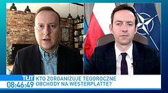 Obchody na Westerplatte. Wiceszef MON: Władze Gdańska są wyjątkowo upolitycznione