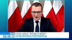 """Finał """"Bitwy o wozy"""". Gmina wygrała wóz, lecz nie ma strażaków. Paweł Szefernaker tłumaczy decyzję"""