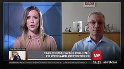 """Wyniki wyborów 2020. Jacek Jaśkowiak przyszedłby na debatę w Końskich. """"Trudna decyzja"""""""