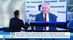 Wybory 2020. Jarosław Gowin odpowiada na krytykę Beaty Szydło