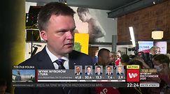 Wybory prezydenckie 2020. Będzie partia? Szymon Hołownia zdradza plany na przyszłość
