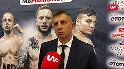 """MB Boxing Night 7. Mateusz Borek podsumował galę. """"Ten zawodnik jest dwie półki wyżej"""""""