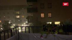 Burza w Polsce. Silne ulewy w środkowej części kraju, najbardziej ucierpiała Warszawa