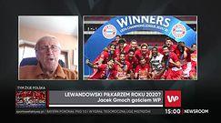 """Liga Mistrzów. Jacek Gmoch ma pretensje do Roberta Lewandowskiego. """"Zdetronizował mnie"""""""