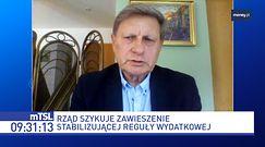 """Balcerowicz ostro o ministrze zdrowia. Padło słowo """"korupcja"""""""
