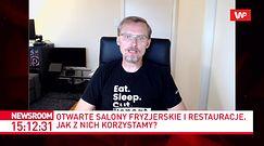Polacy uważają, że fryzjer jest bezpieczniejszy niż  kosmetyczka. Trend pokazuje aplikacja rezerwacyjna