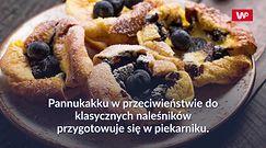 Pannukakku - prosty przepis na fińskie naleśniki