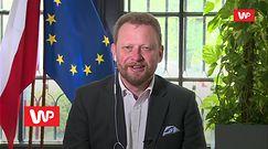 Koronawirus w Polsce. Minister zdrowia Łukasz Szumowski: do fryzjera bez obowiązkowej aplikacji